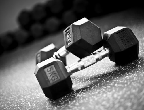 4 ways with dumbbells
