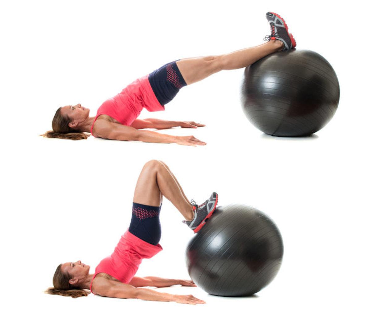 Stability Ball Hamstring Curl T Nation: Technique Tuesday > Stability Ball Hamstring Curl