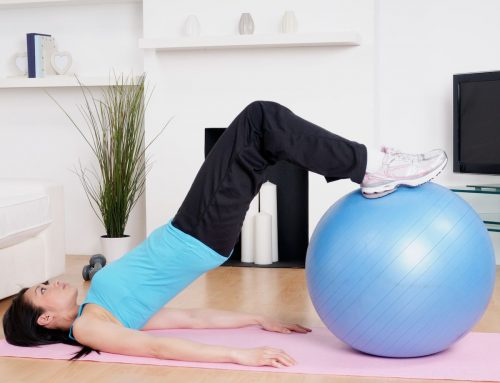 Technique Tuesday > stability ball hamstring curl