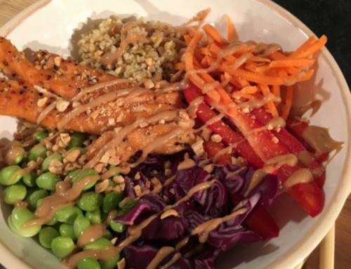Recipe of the Month: Must try Grain Bowl