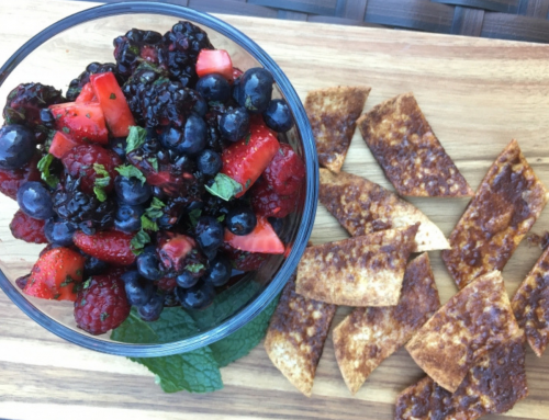 Recipe of the Month: Summer Berry Salsa