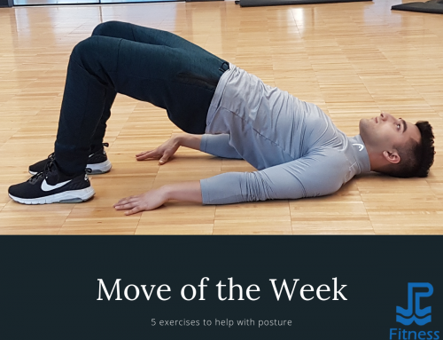 Move of the Week-5 moves to help with posture