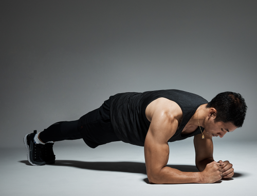 Move of the Week: Plank