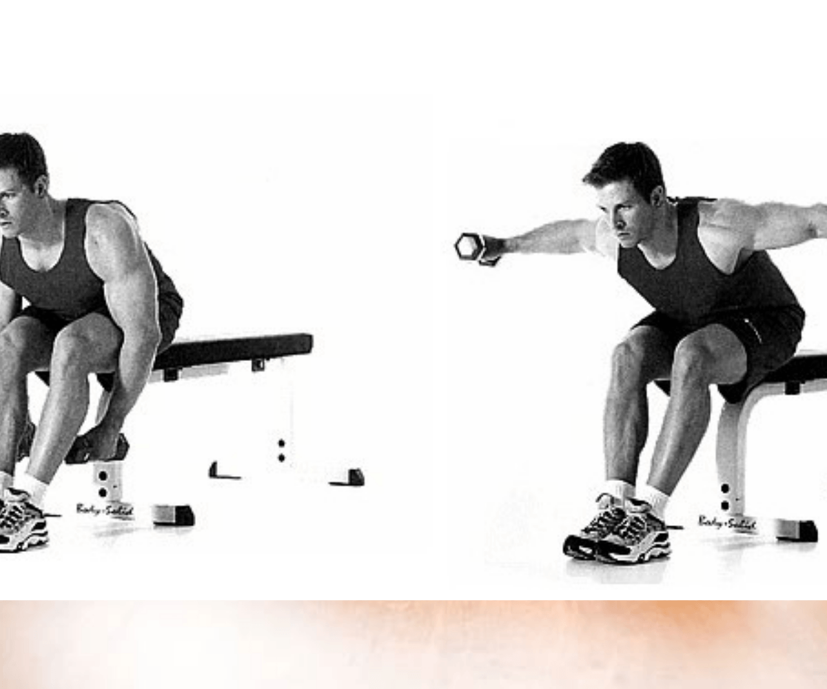 Move Of The Week: Seated Reverse Fly