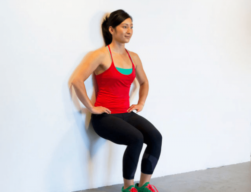 Move of the Week: wall sit