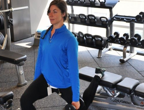 Move of the week: Elevated split squat