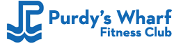 Purdy's Wharf Fitness Club Logo