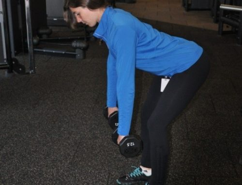 Move of the week: Romanian Deadlift(RDL)