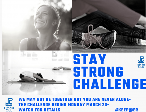 Stay Strong Challenge