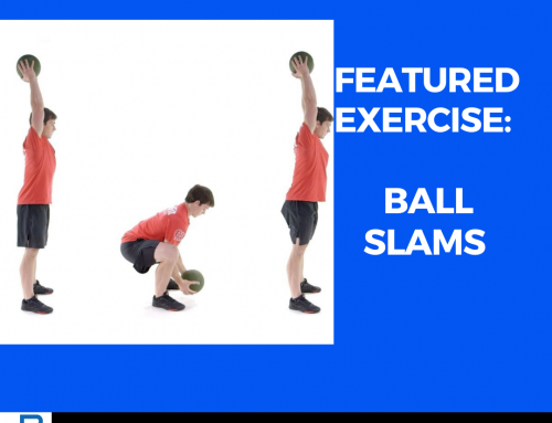 Featured Exercise: Ball Slams