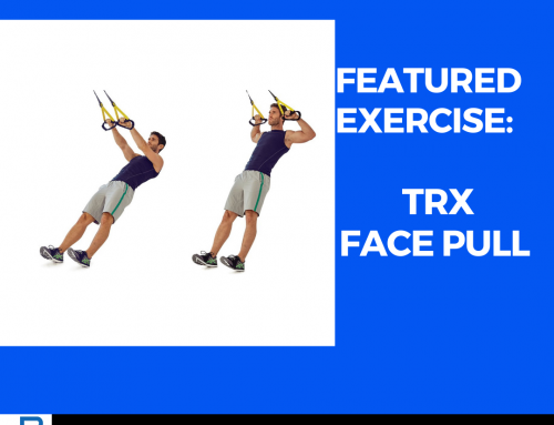 Featured Exercise: TRX Face Pull
